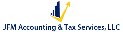 JFM Accounting & Tax Services,LLC, Logo